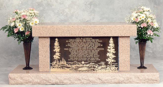 Monuments And Cremation Benches The Custom Way To Create A